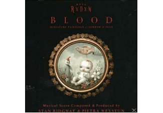 Pietra Wexstun - Blood ( Mark Ryden Piece ) - (CD)