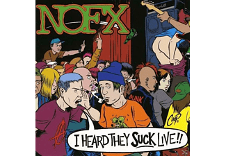 Nofx - I Heard They Suck - Live - (CD)