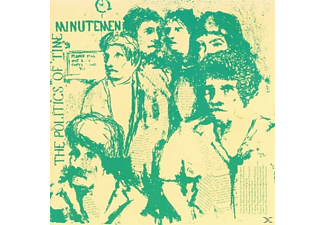 Minutemen - The Politics Of Time - (CD)
