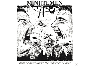 Minutemen - Buzz Or Howl Under The Influence Of - (CD)