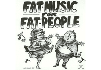 VARIOUS - Fat Music Vol.1/Fat Music For Fat People - (CD)
