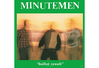 Minutemen - Ballot Result - (CD)