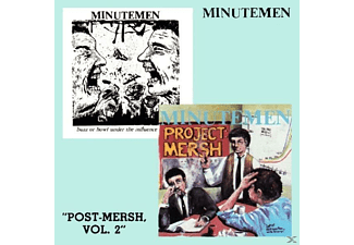 Minutemen - Post-Mersh Vol.2 [CD]