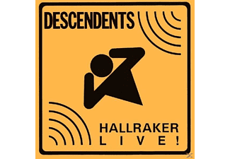 Descendents - Hallraker - (CD)