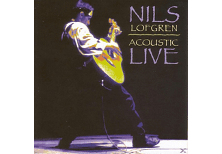 Nils Lofgren - Acoustic Live - (CD)