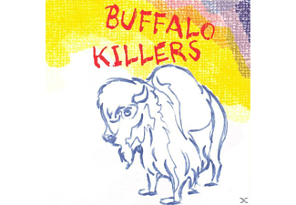 Buffalo Killers - Buffalo Killers-Colour Vinyl [Vinyl]
