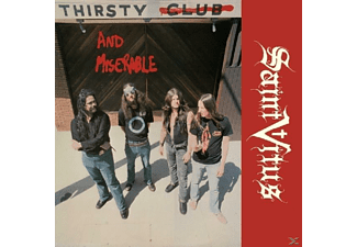 Saint Vitus - THIRSTY AND MISERABLE - (Vinyl)