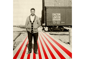 The Factor - Lawson Graham [CD]