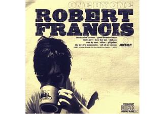 Robert Francis - ONE BY ONE [CD]