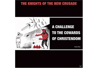 The Knights Of The New Crusade - Knight Beat-A Challenge To The - (Vinyl)