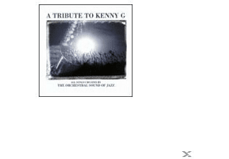 VARIOUS - Tribute To Kenny G - (CD)