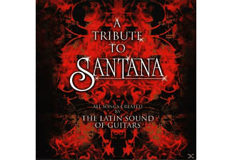 Latin Sound - Tribute To Santana - (CD)