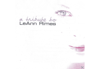 VARIOUS - Tribute To Leann Rimes - (CD)