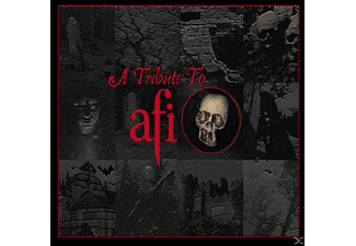 VARIOUS - A Tribute To Afi - (CD)