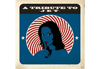VARIOUS - Tribute To Jet - (CD)