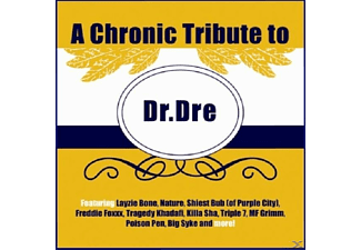 VARIOUS - Tribute To Dr Dre/Chronic Tribute To Dr Dre - (CD)