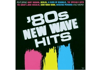 VARIOUS - '80s New Wave Hits - (CD)
