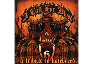 VARIOUS - Tribute To Hatebreed Call For Blood - (CD)