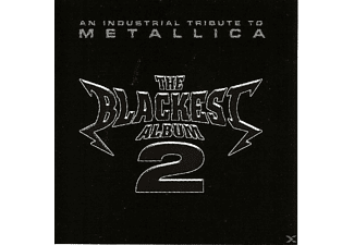 VARIOUS - Blackest Album 2 Metallica Tribute - (CD)