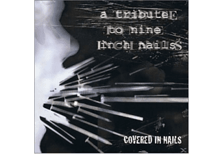 VARIOUS, Various (nine Inch Nails Tribu - COVERED IN NAILS - (CD)
