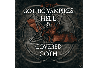 VARIOUS - Covered In Gothic Hell - (CD)