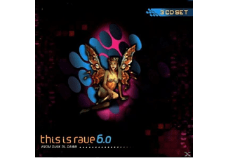 VARIOUS - This Is Rave,Vol.6 - (CD)