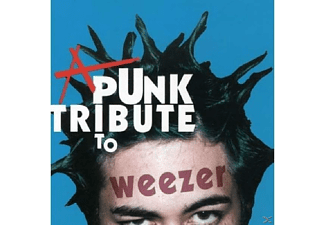 VARIOUS - Punk Tribute To Weezer - (CD)