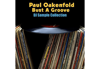 Paul Oakenfold - Bust A Groove - (CD)