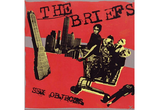 The Briefs - Sex Objects - (CD)