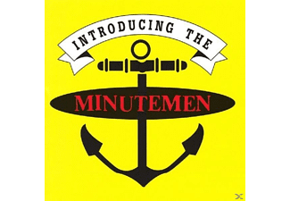 Minutemen - Introducing The Minutemen [CD]