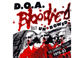 D.O.A. - Bloodied But Unbowed (1978-83) - (CD)