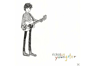 Rickolus - Youngster [CD]