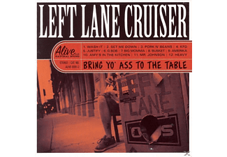 Left Lane Cruiser - Bring Yo'ass To The Table - (CD)