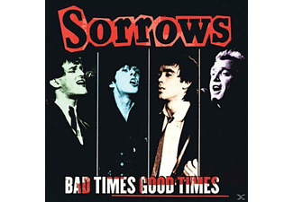 The Sorrows - Bad Times Good Times - (CD)