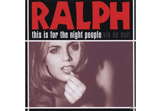 Ralph - This is for the night people - (CD)