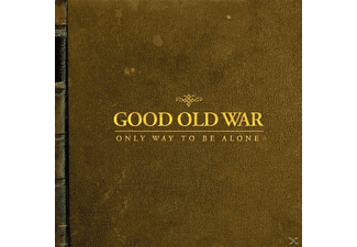 Good Old War - Only Way To Be Alone - (CD)