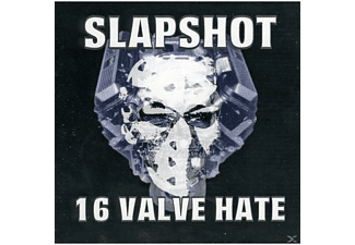 Slapshot - 16 Valve Hate - (CD)