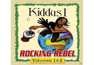 Kiddus I - Rocking Rebel - (CD)