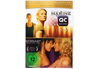 A MARINE STORY & GYMNAST-DAS NED FARR MOVIE PACK - (DVD)