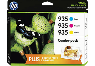 HP 935 XL Combo-pack