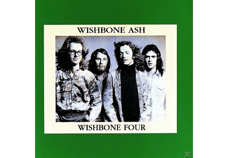 Wishbone Ash - Four - (CD)