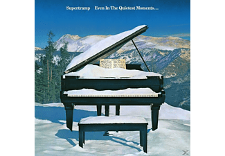 Supertramp - EVEN THE QUIETEST MOMENTS (REMASTERED) - (CD)