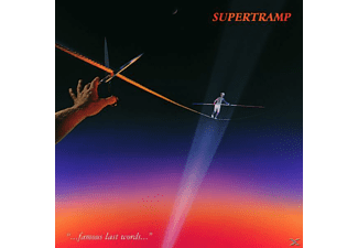 Supertramp - FAMOUS LAST WORD (DIGITAL REMASTERED) - (CD)