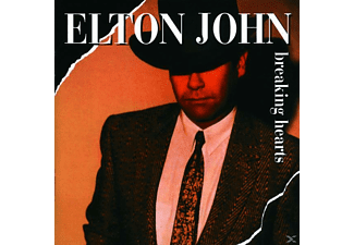 Elton John - Breaking Hearts - (CD)