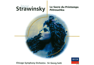 VARIOUS, Georg/cso Solti - Le Sacre Du Printemps/Petruschka - (CD)
