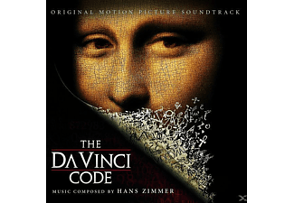 The Original Soundtrack, Hans (composer) Ost/zimmer - Da Vinci Code/Sakrileg [CD]