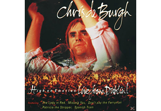Chris de Burgh - HIGH ON EMOTION - (CD)