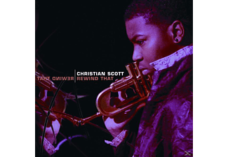 Christian Scott - Rewind That - (CD)