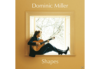 Ingmann, Miller/Domingo/Ingmann/+ - SHAPES - (CD)