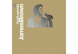 James Brown - SOUL LEGENDS - JAMES BROWN [CD]